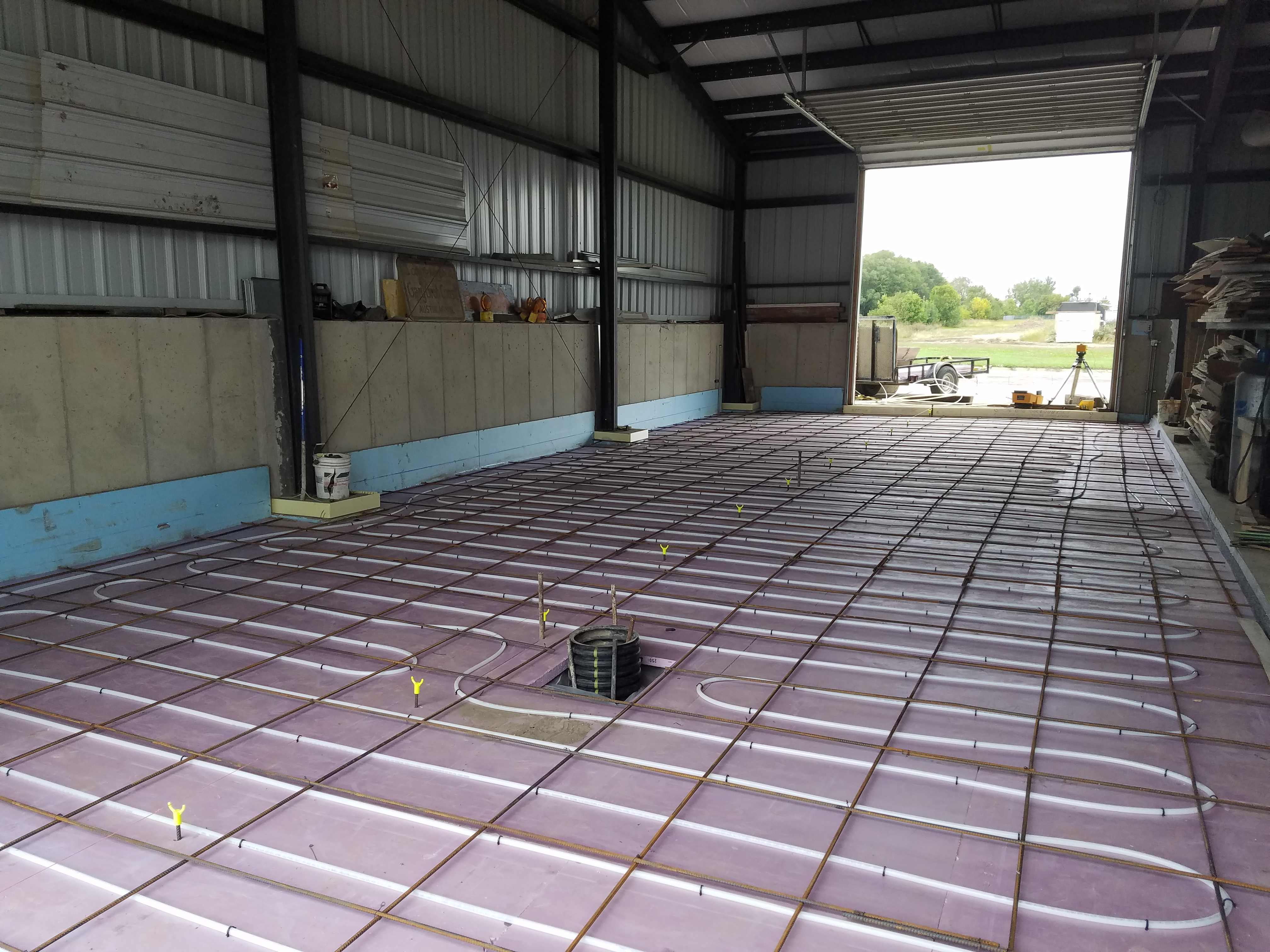 In Floor Heat – Grohconcrete